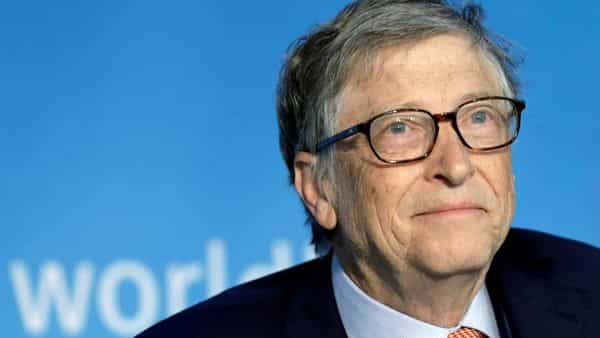 Bill Gates, co-chair of the Bill & Melinda Gates Foundation (Photo: Reuters)