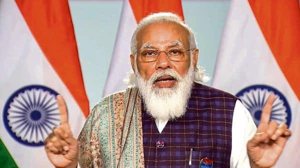 PM Narendra Modi (MINT_PRINT)