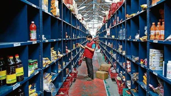 The penetration of online shoppers who bought FMCG during this festive season sales from 15 October to 13 November stood at 20%, compared with 13.5% in 2019. (Photo: Reuters)