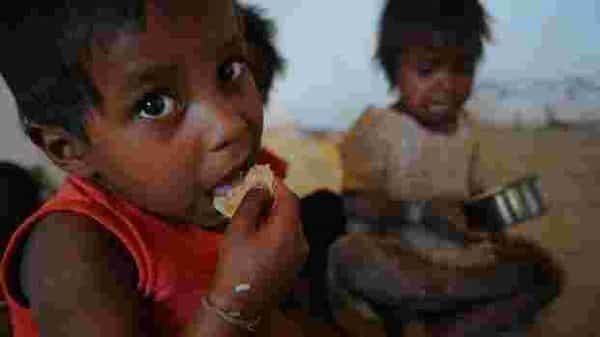 File Photo: Wasting percentage increased in under 5 children in 12 states and UTs