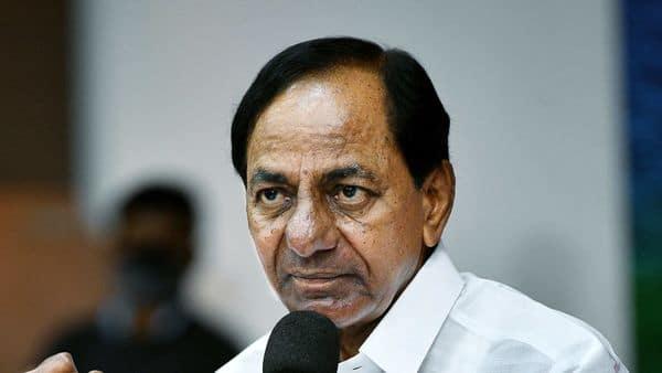 File Photo: Chief Minister K Chandrashekhar Rao (ANI Photo )
