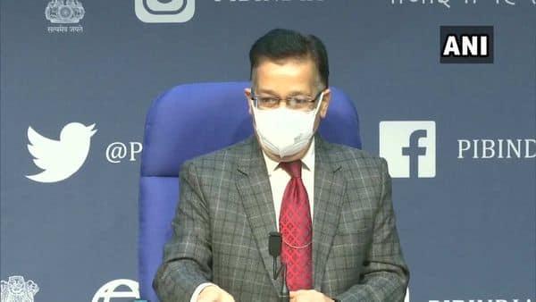 Rajesh Bhushan, Secretary, Health Ministry (ANI)