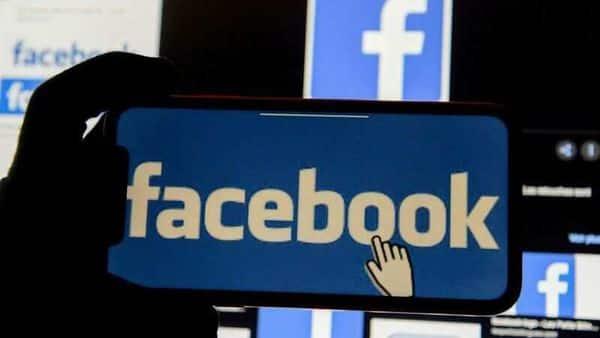 The Facebook logo (REUTERS)