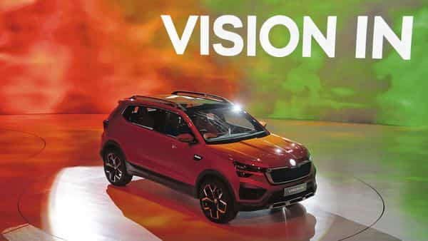 In 2021, Skoda will launch a midsized SUV based on the VISION IN concept unveiled at the 2020 Auto Expo. Reuters