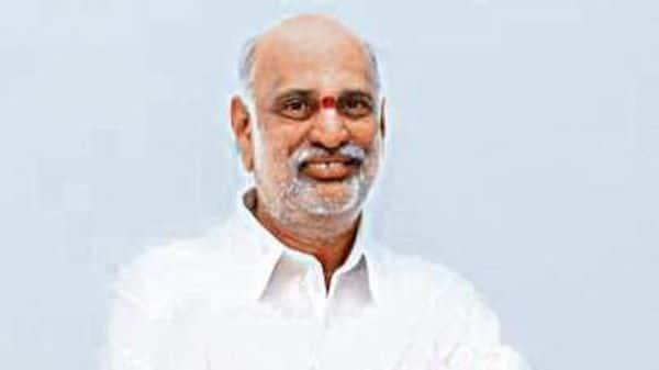 Karnataka's labour minister Shivaram Hebbar.