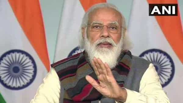 'I assure farmers that MSP regime will continue; it will not be scrapped, opposition is lying on MSP issue,' says PM Modi (ANI)