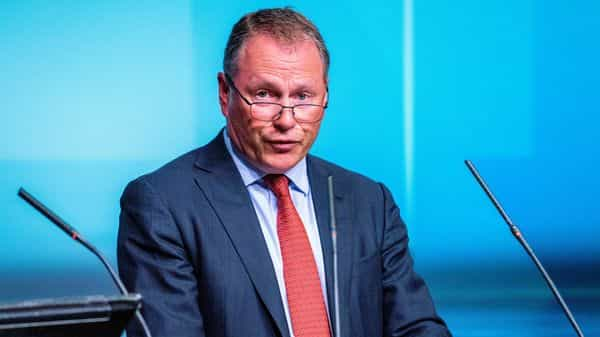 A file photo of Norwegian sovereign wealth fund CEO Nicolai Tangen (Photo: Reuters)
