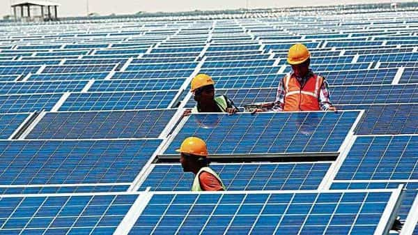 India's green energy deals are getting better valuations than pre-covid levels as yield-seeking funds and financial investors flush with capital are driving up prices.
