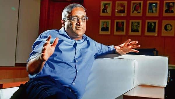 Future Group founder Kishore Biyani. (Mint)