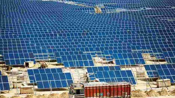 In July this year, solar power tariffs fell to a low of  ₹2.36 per unit in an auction of 2 GW capacities by the SECI