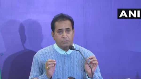 Maharashtra Home Minister Anil Deshmukh. (ANI)
