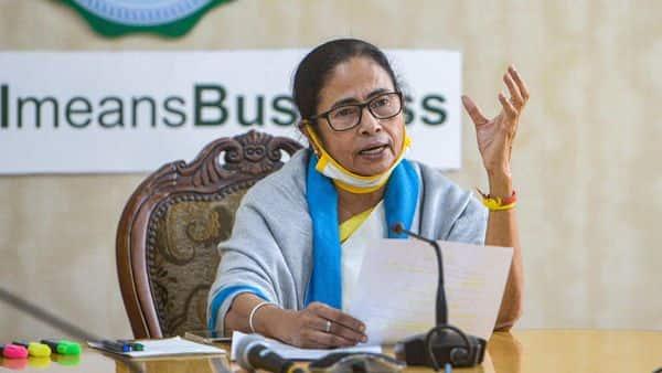 West Bengal Chief Minister Mamata Banerjee. (PTI)