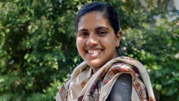 Arya Rajendran, 21, became the youngest Mayor of Trivandrum. (PTI)