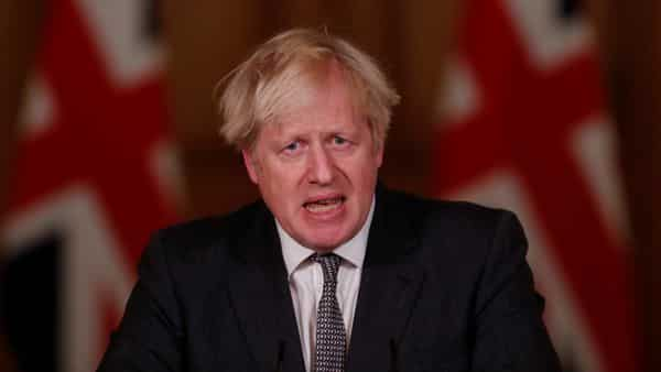 Prime Minister Boris Johnson's government has been criticised for frequent reversals during the pandemic (REUTERS)
