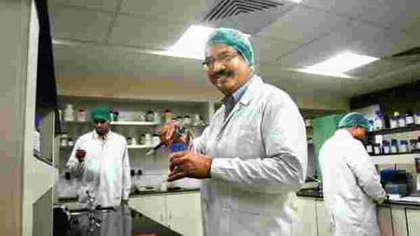 Dr Krishna Ella, chairman and managing director of Bharat Biotech.