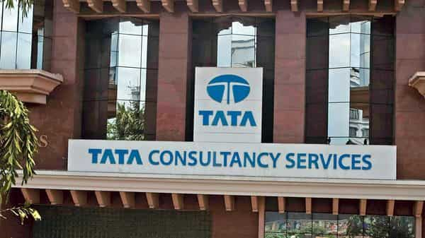 TCS is announcing its results on Friday. (Mint)