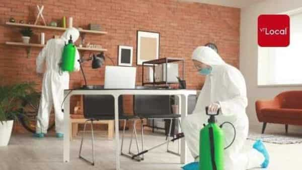 The Covid-19 pandemic has made it very important for people to keep their homes and offices clean and sanitized. (VrLocal )