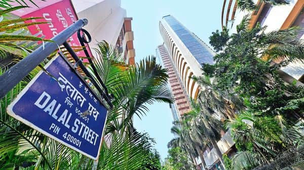 On Tuesday the BSE Sensex ended at 48,437.78, up 260.98 points or 0.54%. (Photo: Mint)