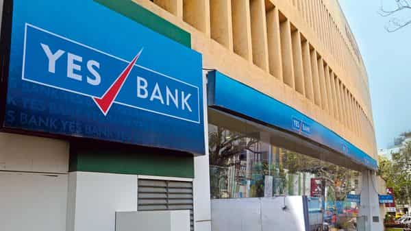 The threshold for large-cap segment is  ₹28,900 cr. The six-month average market cap of Yes Bank now stands at  ₹34,869 cr. Mint
