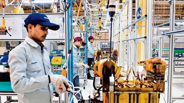 An expected shift of manufacturing from China to India in the next few years could boost local production, NITI Aayog experts said at a meeting of parliamentary standing panel