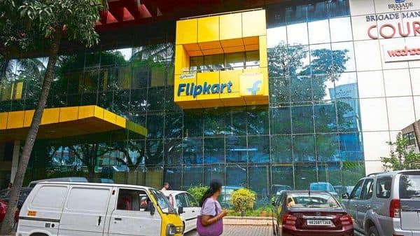 On Wednesday, about 25 I-T officials visited Flipkart's office  (Mint)