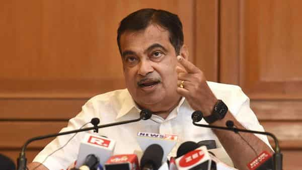Mumbai: Union Minister for Road Transport & Highways and Micro, Small and Medium Enterprises Nitin Gadkari. (PTI)