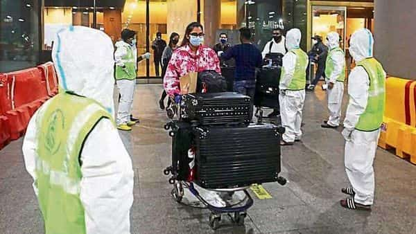 Domestic air passenger traffic grew 12% sequentially in December, said Icra (PTI)