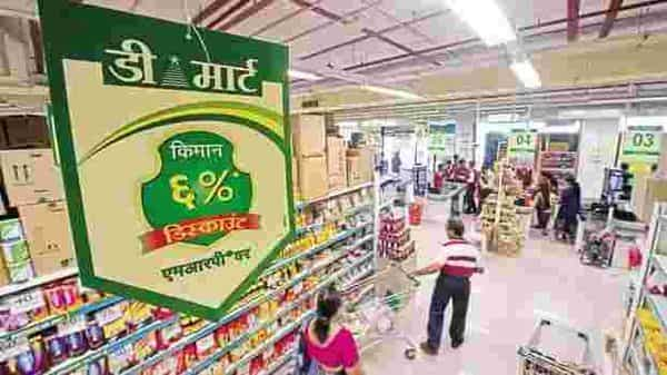 On Monday, shares of Avenue Supermarts Ltd, which runs the DMart chain of retail stores, touched a new 52-week high in early deals on the NSE (Mint)