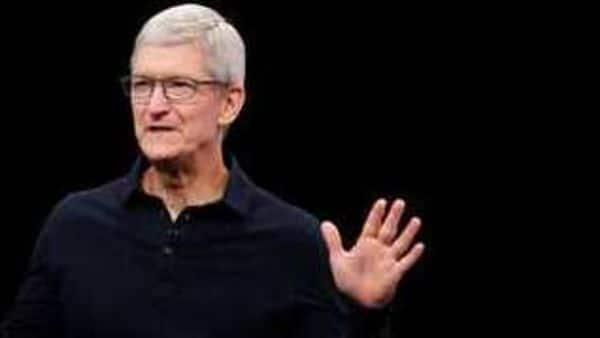 Apple CEO Tim Cook. (File photo AP)