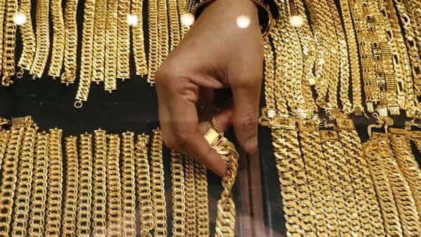 Gold rate today: Prices on MCX rose to  ₹49,410 per 10 gram