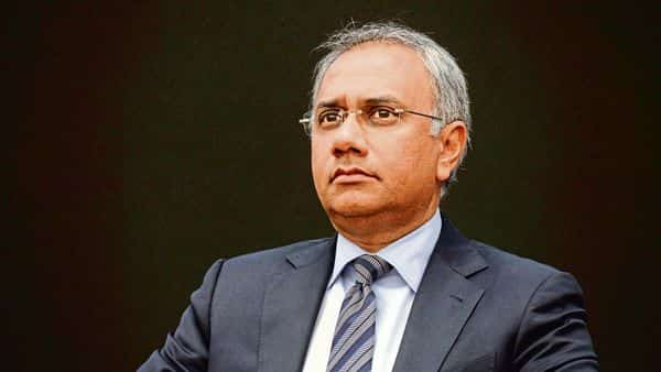 'With the intense focus on client needs and the comprehensive foundation built on differentiated capabilities, I remain confident about the future,' says Infosys CEO and MD Salil Parekh