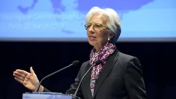 European Central Bank president  Christine Lagarde (Photo: AFP )