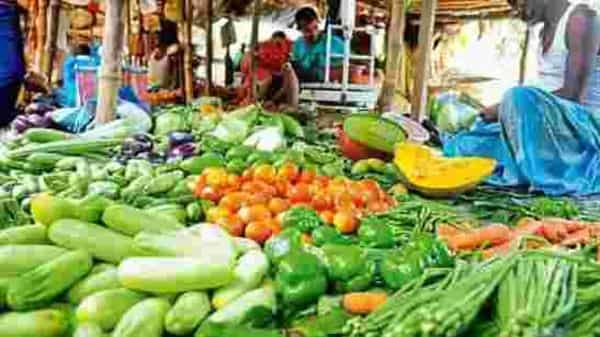 Vegetable prices slipped into disinflation in December, something that economists and the RBI had anticipated. (Photo: Mint)