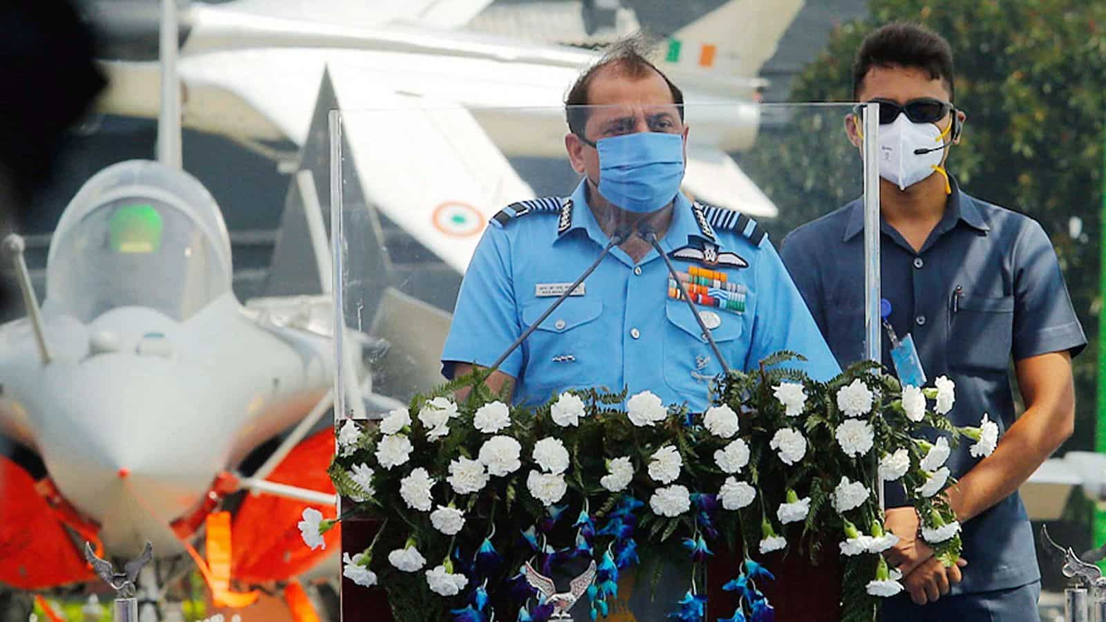 LCA Tejas far better than China-Pak JF-17 fighters, says IAF chief