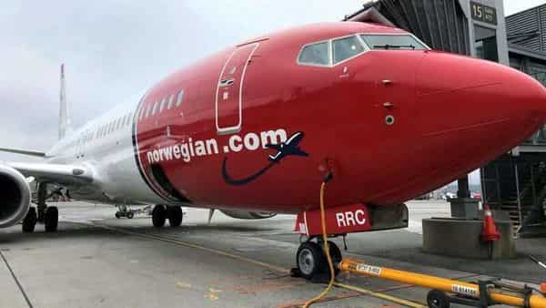 File Photo: Norwegian Air built a name for itself with low-cost flights to the US, Latin America and even Bangkok (REUTERS)