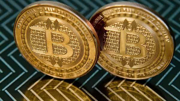 A bitcoin is now worth  ₹12.4 lakh, more than double its January value of  ₹6 lakh. (AFP)