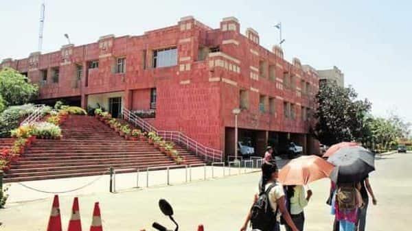 Jawaharlal Nehru University. Photo: Hindustan Times