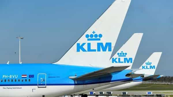 File Photo: KLM airlines (REUTERS)