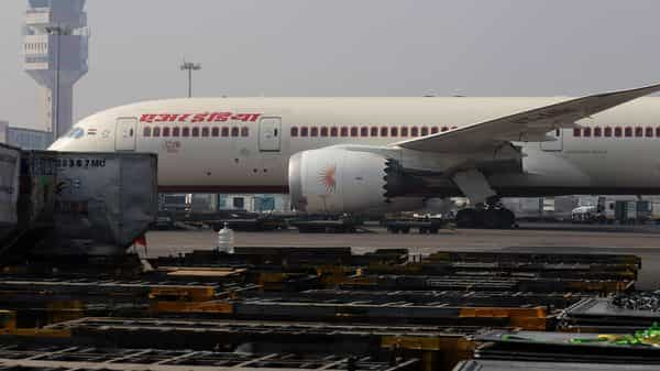 Air India has introduced the first-ever non-stop services between Hyderabad and Chicago. (Bloomberg)