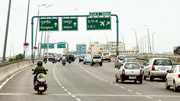 NHAI plans to monetize about 1,200km of roads in 2021.ramesh pathania/mint