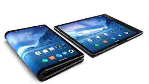 FlexPai foldable-screen phone