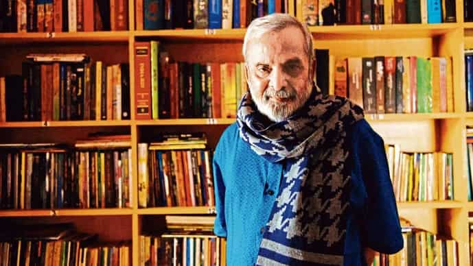 UR Ananthamurthy wrote 'Avasthe' over a few weeks in 1978.