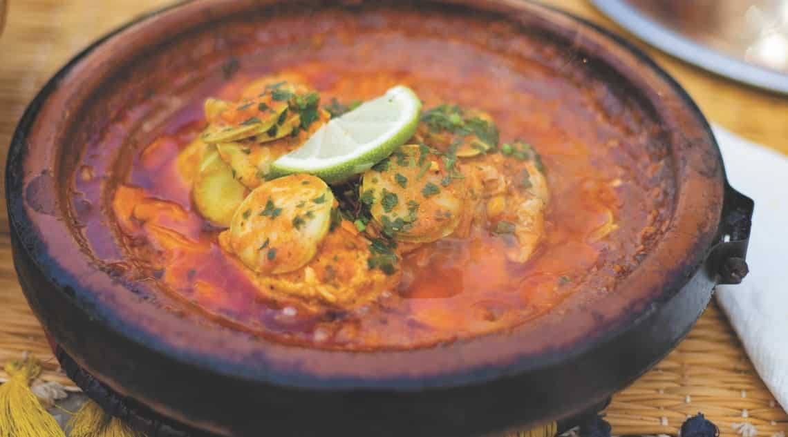 A Burmese fish curry recipe that hits home