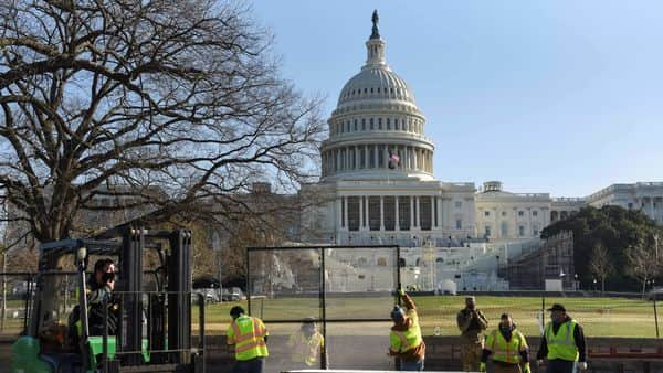Heavily Armed Virginia Man Tried to Penetrate Capitol Security Zone