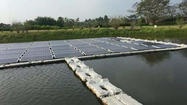 The plants covering a total area of one acre are connected to the Kerala State Electricity Board (KSEB) power grid, CIAL said in a release.