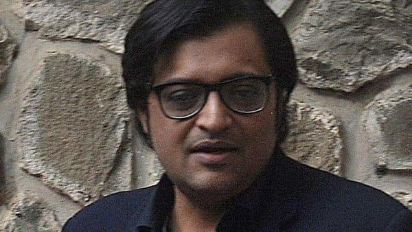 Republic TV editor-in-chief Arnab Goswami. (File photo) (HT_PRINT)