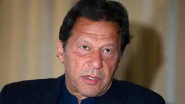 A file photo of Pakistan's Prime Minister Imran Khan. (AP)