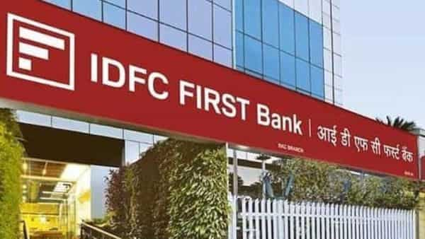 IDFC First has decided that the annual percentage rate will depend on a customer's credit behaviour