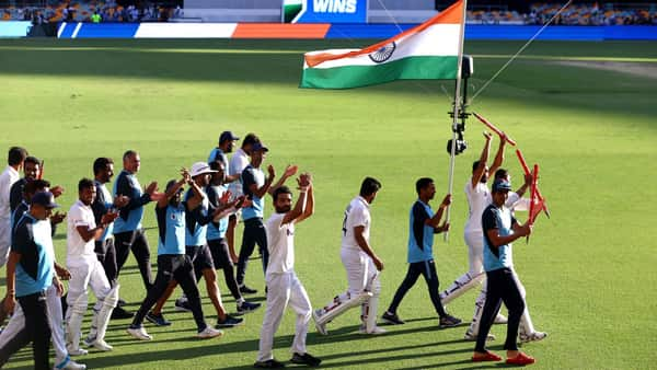 India overhauled the target with 18 balls to spare in a match that went down to the wire.