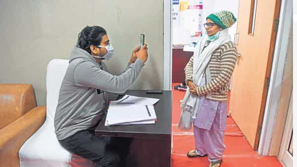 West Bengal missed vaccination targets on Tuesday, while Co-WIN software was tweaked to ensure smooth vaccination in Punjab (AFP)
